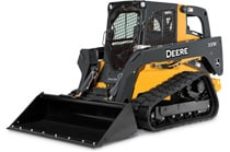 Follow the link to Skid Steers