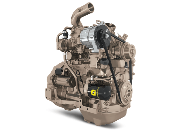 2.9L Industrial Diesel Engine 37-55 kW (50-74 hp)