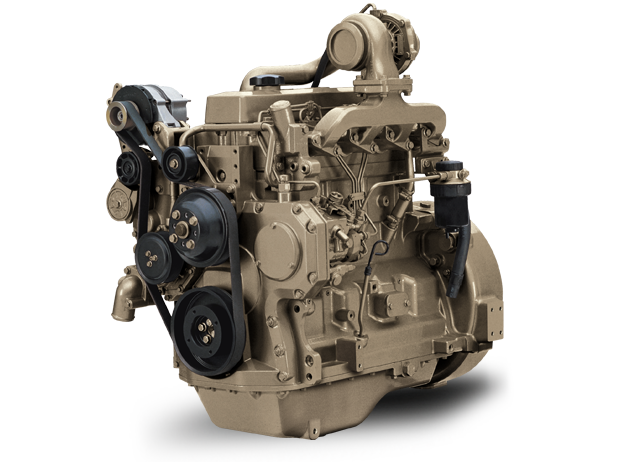 4045T 4.5L Gen-Set Diesel Engine 70 kW (94 hp)