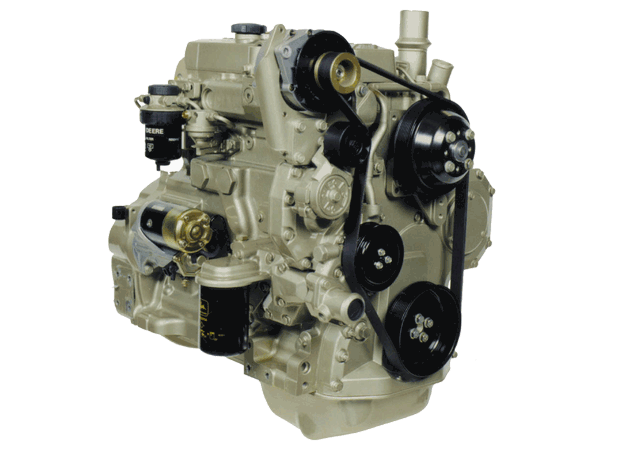 4045D 4.5L Gen-Set Diesel Engine 53 kW (71 hp)