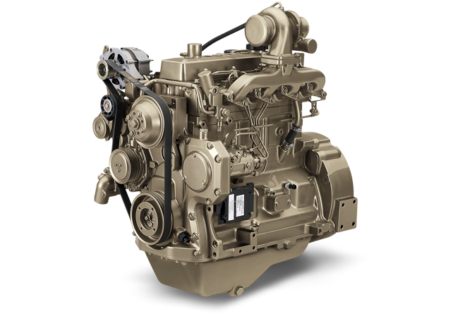 4045H 4.5L Gen-Set Diesel Engine 74 kW (99 hp)