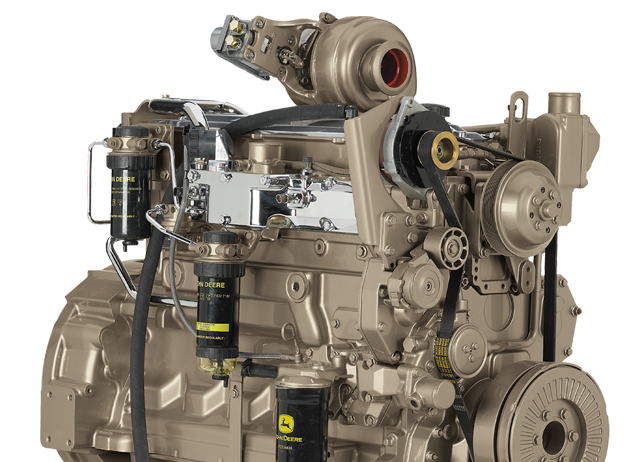 6068H 6.8L Gen-Set Diesel Engine 235 kW (315 hp)