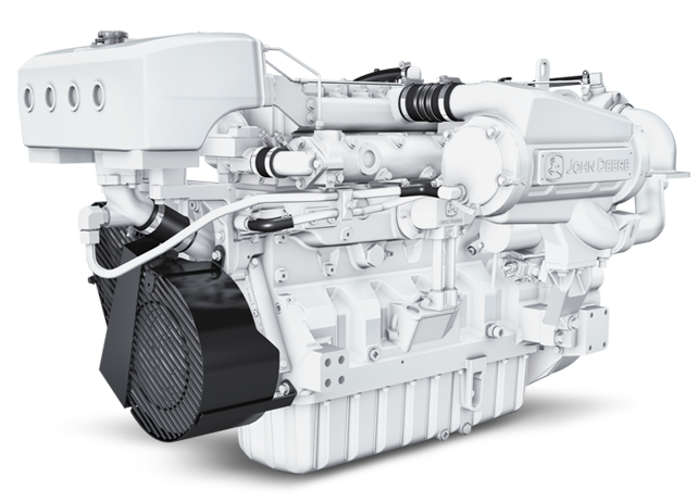 6090AFM75 Marine Engine