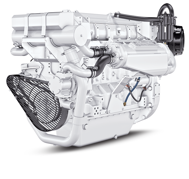 13.5L Propulsion Engine 317-559 kW (425-750 hp)