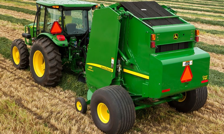 Hay and Forage Equipment