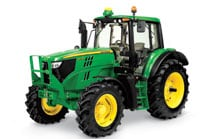 Image of a John Deere 6150M Series Tractor