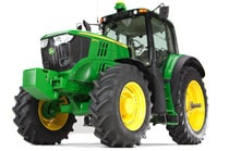 Image of a John Deere 6170M Row Crop Tractor