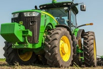 Follow the link to learn more about the 8R/8RT series tractors
