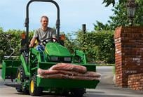 Follow link to Utility Tractors Attachments and Implements from John Deere