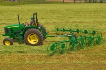 WR30 Series Wheel Rakes