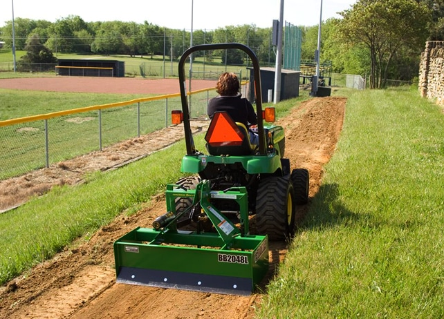 Frontier Landscape Equipment ∣ Bb20l Series Box Blades
