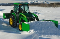 Click here to view frontier snow removal equipment