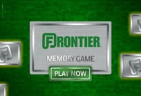 Follow the link to the Frontier Memory Game