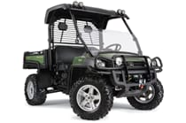 Follow the link to the Gator Utility Vehicles page