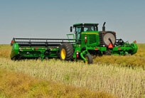 Follow the link to learn more about Self-Propelled Windrowers