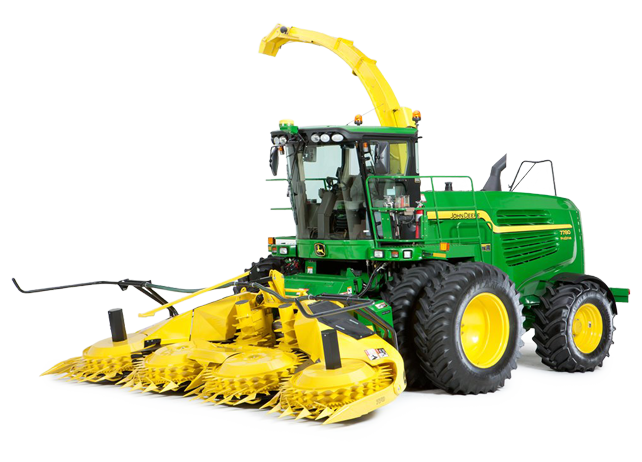 7780 Forage Harvester