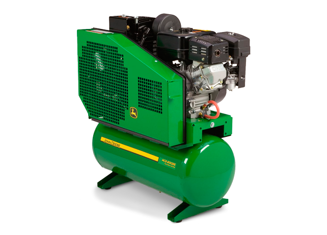 AC2-20GS Portable, Gasoline, Two-Stage Air Compressor