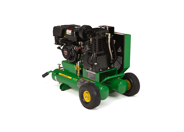 AC2-8GH Portable, Gasoline, Two-Stage Air Compressor
