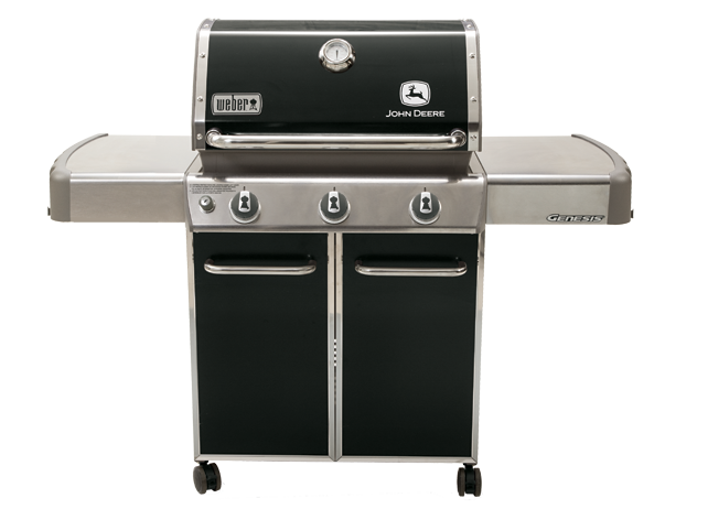 john deere hr lps210 spirit e 210 gas grill john deere weber grills gas barbecue grills. Black Bedroom Furniture Sets. Home Design Ideas