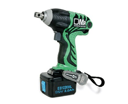 1/2-inch 12 Volt Cordless Impact Wrench