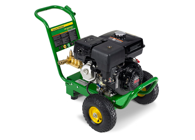 PR-3400GH Premium Medium Duty Pressure Washer