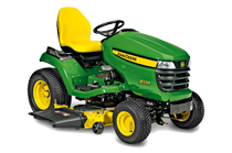 Image of an X534 Lawn Tractor