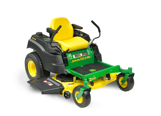 Z400 Series Zeroturn Mower Z445 54in Deck John Deere Ca. Eztrak Z445 With 54inch Deck. John Deere. John Deere Z445 Zero Turn Transmission Diagram At Scoala.co