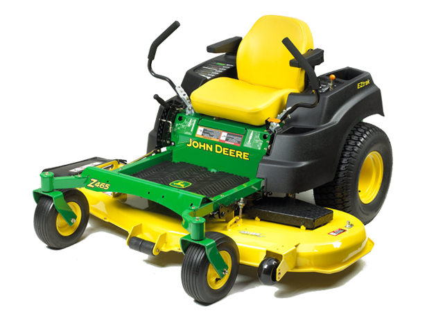 John Deere Zero Turn Mowers : Z series zero turn mower in deck john deere ca