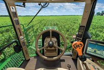 Introducing all-new AutoTrac™ sprayer guidance systems
