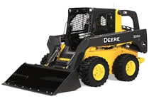 Follow the link to the Skid Steers page