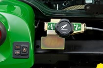 Hitch Assist functionality on tractor