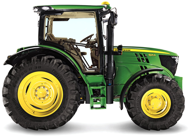 6125R Tractor