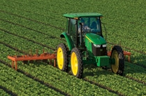 5100MH Hi-Crop Utility Tractor