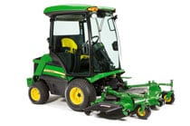 Follow link to Commercial Front Mowers
