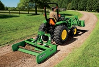 Follow the link to Build Your Own John Deere Tractor