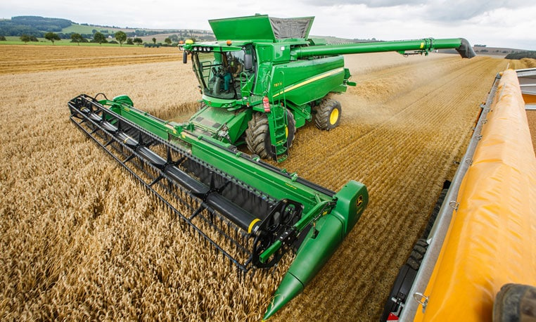 T-Series Combines from John Deere