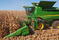 See the 600C Series Corn Heads from John Deere