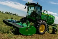 Follow the link to learn more about the W260 Windrowers