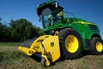 Follow the link to the 8000 Series Self-Propelled Forage Harvester page