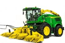 8000 Series Self-Propelled Forage Harvesters