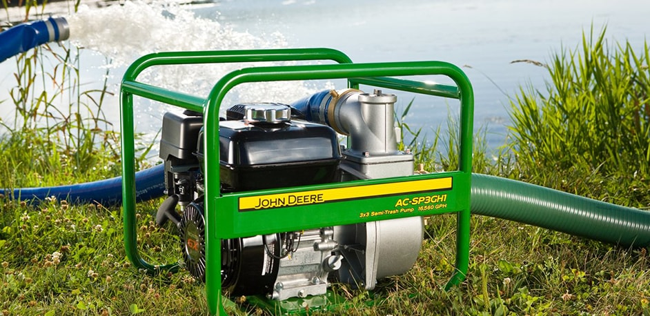 AC-SP3GH Transfer Pump