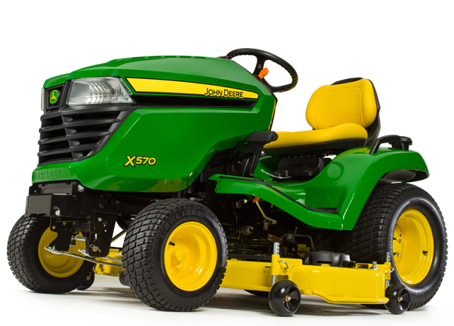 X500 Select Series Lawn Tractor X570 48 In Deck John