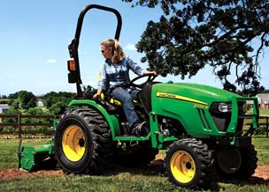Follow link to 2R Series Tractors offer