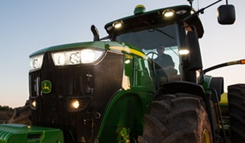 Follow the link to see the I Run John Deere video