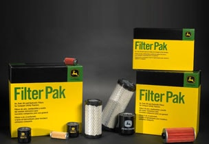 Follow link to view list of Filter Paks