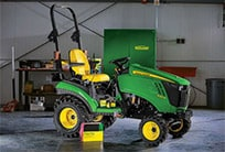Watch Compact Utility Tractor maintenance videos