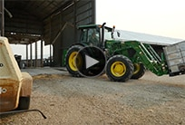 Follow link to 6E Utility Tractor video.